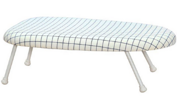 STORAGE MANIAC Tabletop Ironing Board