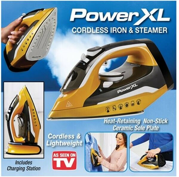 Power XL iron review