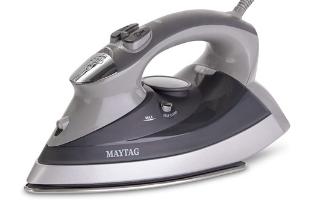 Maytag M400 Iron