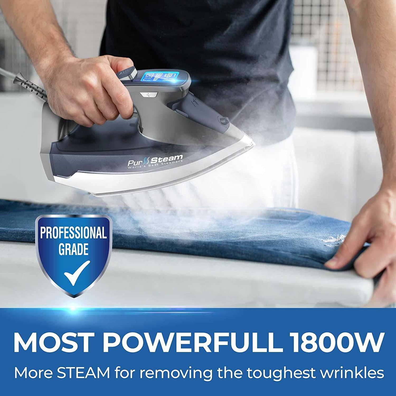 PurSteam Iron steam