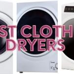 Best Clothes Dryers